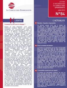 lettre N84