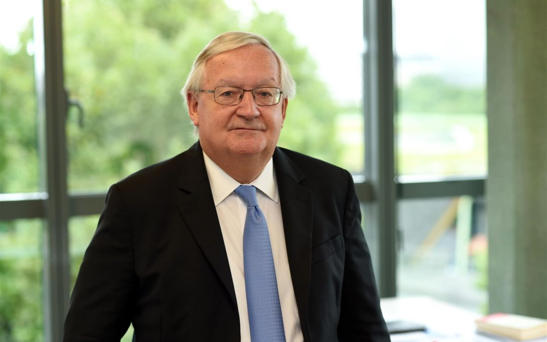 «Je reste optimiste si les bonnes politiques économiques sont mises en place.» par Patrick Artus