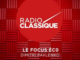 Valérie Plagnol, invitée de l'émission « La question éco » sur Radio Classique